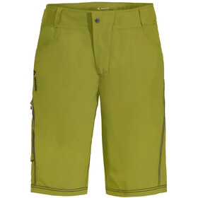 VAUDE Ledro Pantaloncini Uomo, verde